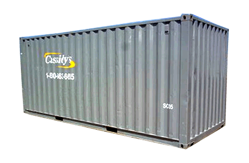 Cassidys Commercial Storage Container