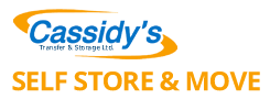 Cassidy's Self Store and Move